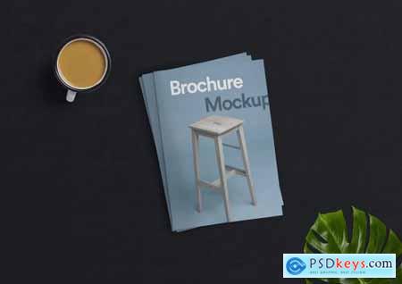 Brochure Mockup 01