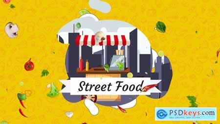 Videohive Street Food 24907380