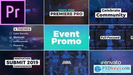 Videohive Event Promo Conference 24991289