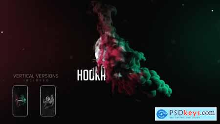 Videohive Smoke Logo Reveal Pack 24923739