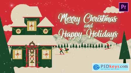 Videohive Christmas Vacation 25020018