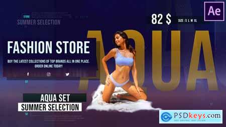 Videohive Fashion Store 25014721