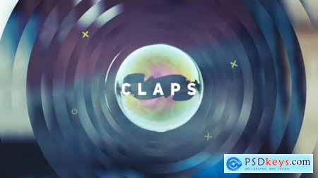 Videohive Claps Opener 21965665