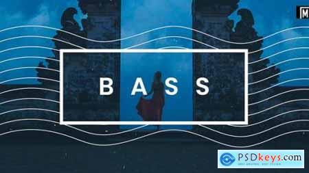 Videohive Bass Snap Opener 22320332