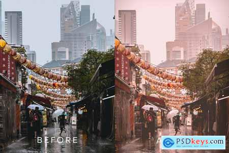 CANDID High Quality Lightroom Preset 4239901