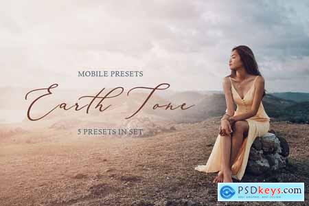 Earth Tone Mobile Presets 4235227