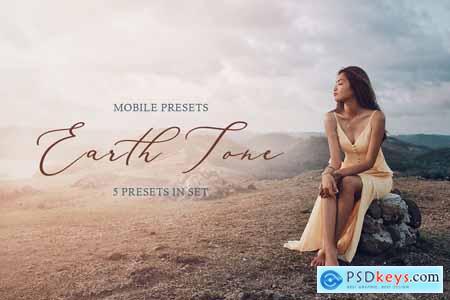 Earth Tone Mobile Presets 4235227