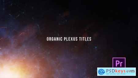 Videohive Organic Plexus Titles Premiere Pro 25020529
