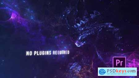 Videohive Particle Stars Titles Premiere Pro 25021238