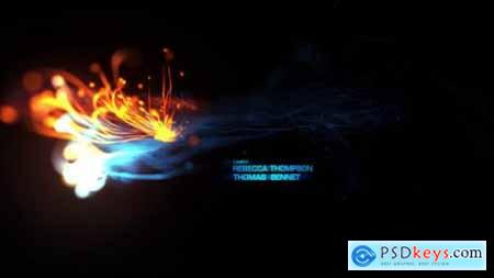 Videohive Fire Opening Titles 6563190