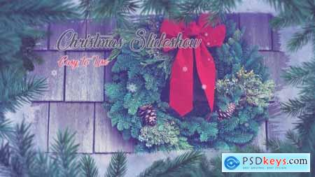 VideoHive Winter Photo Slideshow 25022035