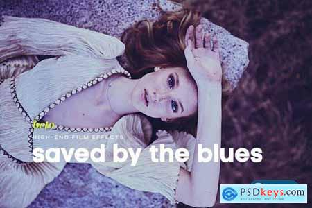 Saved by the Blues — Capture One Style