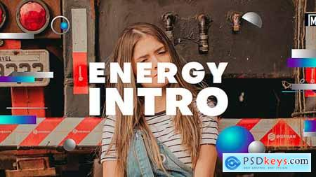 Videohive Energy Intro 23715285