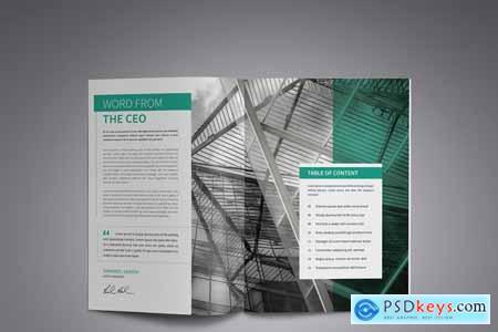 A4 Corporate Business Brochure 4159023