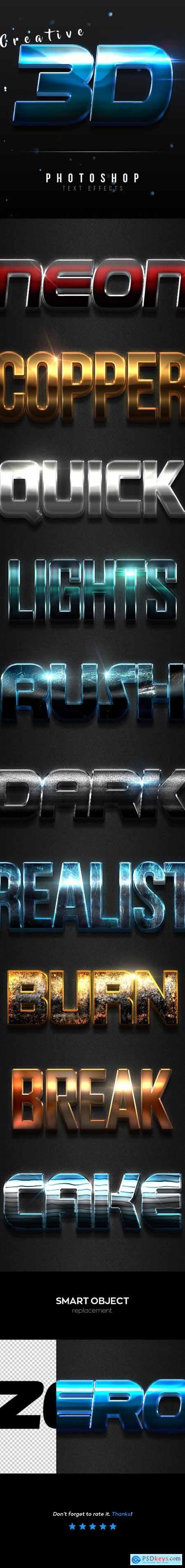 Creative 3D Text Effects Vol.4 24781044