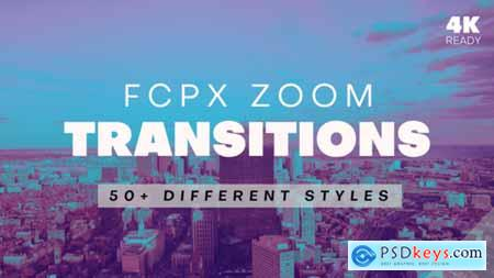 Videohive FCPX Zoom Transitions V3 21511242