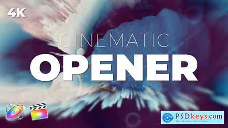Videohive Cinematic Opener 22607572