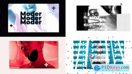 Videohive Fast Typo Opener 24224506