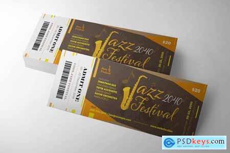 Music Event Ticket Pro