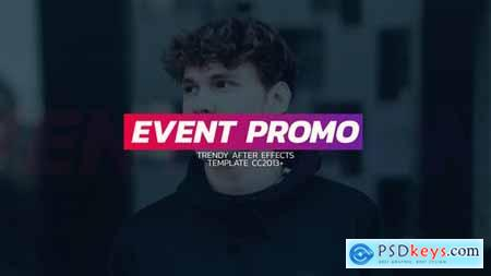 Videohive Modern Event Promo 23229402