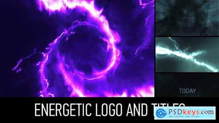 Videohive Energetic Logo and Titles 15274460