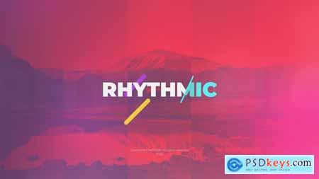 Videohive Rhythmic Opener 23498614