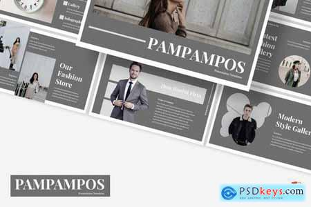 Pampampos - Powerpoint Google Slides and Keynote Templates
