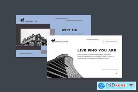 Realtor PowerPoint Presentation Template