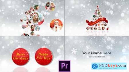 Videohive Christmas Opener Premiere Pro 25043460