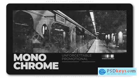 Videohive Monochrome 25036710