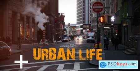 Videohive Urban Hip Hop Style 11733939