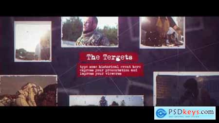 Videohive The Targets 25038392