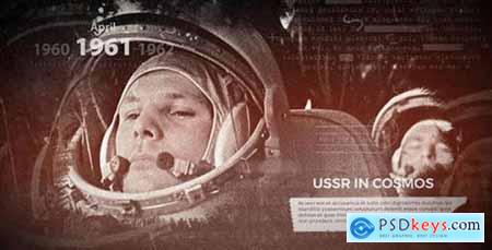 Videohive History Timeline In Slides 20854480