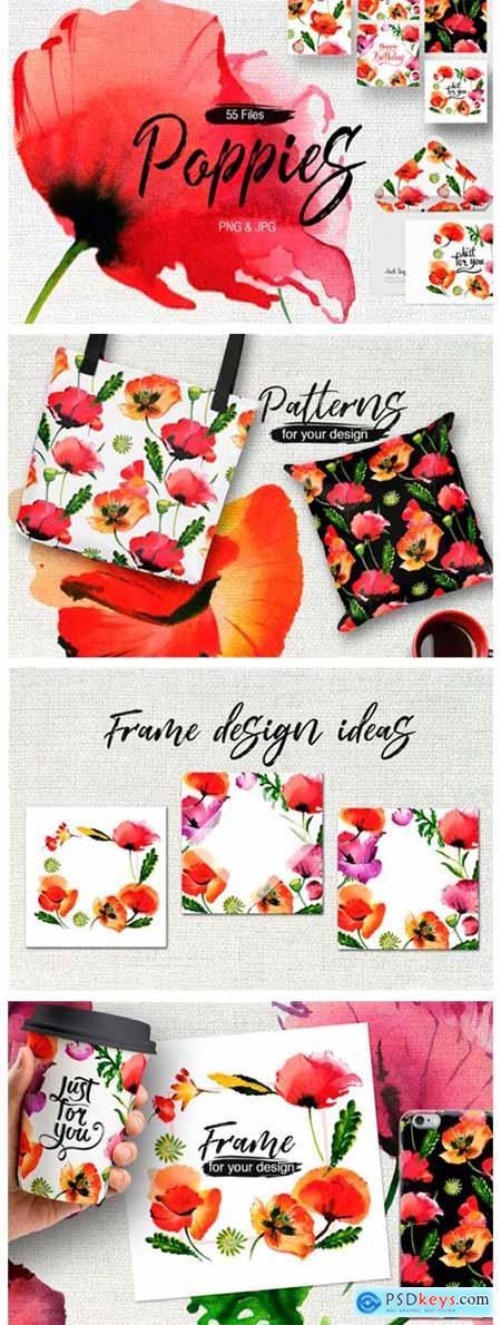 Poppy Flowers 2007511