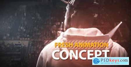 Videohive Extreme Sport Slideshow 11612064