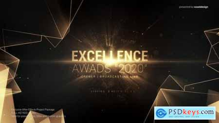 Videohive Excellence Awards Opener 24989239