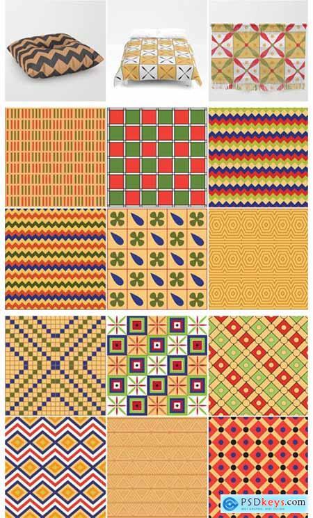 24 Egypt Patterns 2002947