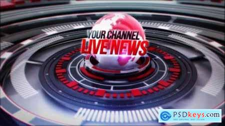 Videohive World News Complete Broadcast Package 25020882