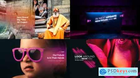 Videohive Big Titles 22467453