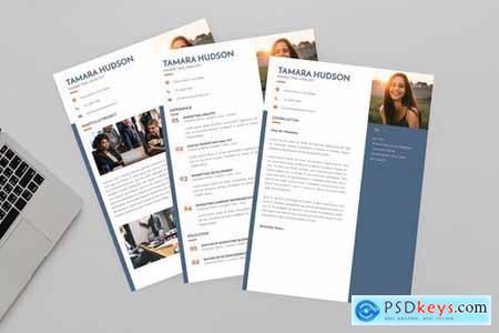 Marketing Analyst Resume Designer