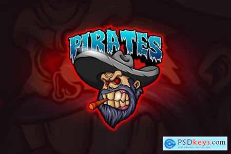 Pirates - Mascot & Esport Logo