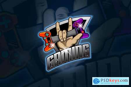 Gaming - Mascot & Esport Logo