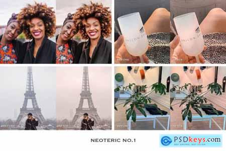 Neoteric Lightroom Presets Mobile 4241900