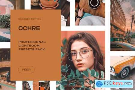 Ochre Lightroom Presets Mobile 4241898