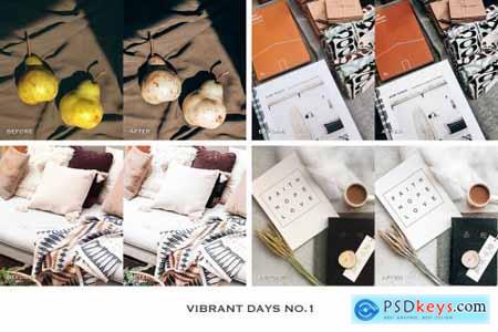 Vibrant Lightroom Presets Mobile 4241891