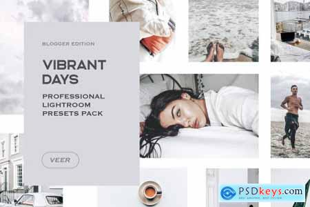 Vibrant Lightroom Presets Mobile 4241891
