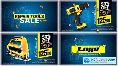 Videohive Repair Tools SALE 25050640