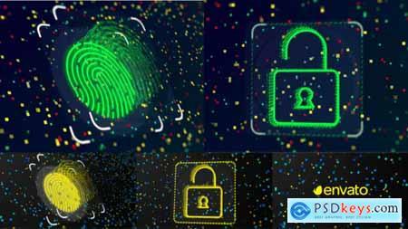 VideoHive Fingerprint Logo 25053488