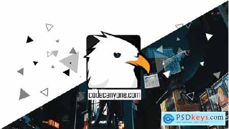 Videohive Glitch Logo 13992929
