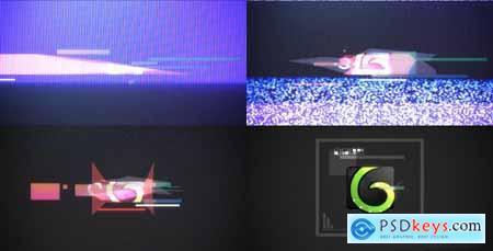 VideoHive Glitch Reveal 5997505
